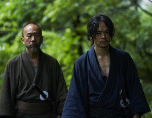 A still from Killing (Zan) directed by Shin'ya Tsukamoto.