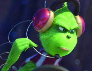 The Grinch, Childrens Film, Christmas, Feature Film, Family Film, Family friendly, Cork Film Festival